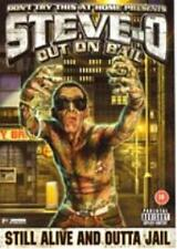 Steve-O - Out On Bail [2003] [DVD], DVDs
