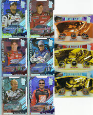 ^2005 VIP DRIVERS CHOICE DIE-CUT Complete 6 card set BV$50! Johnson, Stewart, Jr
