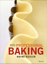 Professional Baking 7th Edition by Wayne Gisslen Instant Delivery