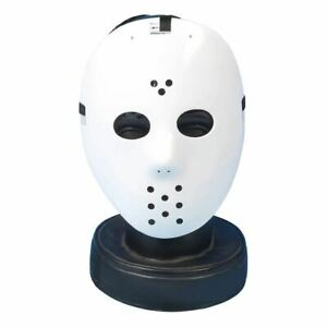 Jason Voorhees Friday The 13th Horror Movie Hockey Mask Scary Cosplay Party Mask
