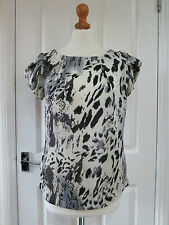 Marks and Spencer Party Animal Print Tops & Shirts for Women