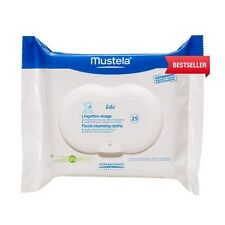 Mustela Facial Cleansing Cloths 25