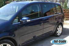 Opel Zafira B Chrom Fensterleisten 8-tlg - Edelstahl