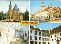 AK Ansichtskarte Trebon / Tschecheslowakei CSSR