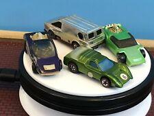 Vintage Hot Wheels Redline Sizzlers Lot of 4 Hot Head Angelino Anteater Vanom