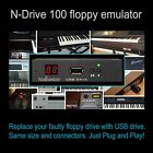 Nalbantov USB Floppy Disk Drive Emulator N-Drive 100 for Roland DJ-70 DJ70