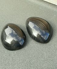 Alfa Romeo 147 *REAL* Carbon Fibre Wing Mirror Covers.