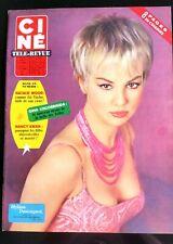 Ciné Télé Revue 24/10/1963; Mylène Demongeot/ Natalie Wood/ Nancy Kwan/ Bruhl H