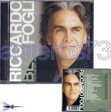"""RICCARDO FOGLI """"THE CONCERT RECORDING"""" CD RUSSIA - POOH"""