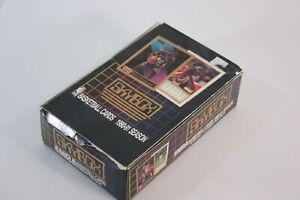 NBA 1990-91 Skybox Hoops Series 1 Basketball Hobby Open Box 36 Sealed Packs