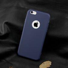 Coque bleue nuit pour Apple iPhone 6/6s + Film protection vitre en verre trempé