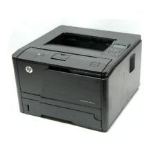 Hp Laserjet pro 400 M401n Monocromo Impresora Láser con / 3,156 Estampado