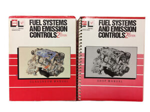 Automotive Fuel Systems & Emission Controls 2nd Edition Shop Manual Car HandBook