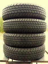 4 unidades - 225/70 r17 Dunlop grandtrek at20-muy años neumáticos-Dot 2009 - 108s