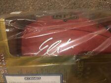 Eli Manning firmado Gigantes de Nueva York NFL Balón Autografiado-Steiner Sports-muy Raro