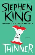 Thinner by Stephen King (Paperback / softback, 2016)