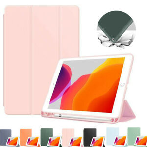 """For iPad Pro 11"""" 12.9"""" 2021 2020 2018 Shockproof Smart Leather Stand Case Cover"""