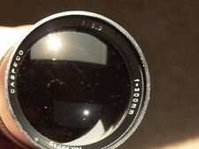 Tokina Caspeco 300mm F:5.5 T>m42. m4/3 Olympus Lumix Sony Canon Fujifilm Pentax