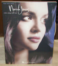 Songbook for Norah Jones: Come Away With Me