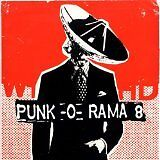 DISTILLERS (THE), DEATH BY STEREO... - Punk-o-rama vol 8 - CD Album