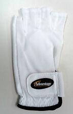 Advantage Tennis Glove Half Finger Left Mens - Large - Authorized Dealer