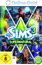 Die Sims 3 - Supernatural Key / EA/ORIGIN Download Code [PC][EU][NEU] Addon