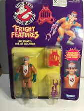 1980's Kenner The Real Ghostbusters Ray Stanton & Jail Jaw Ghost Sealed