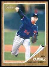 2011 Topps Heritage Minors Neil Ramirez #181 (53193)