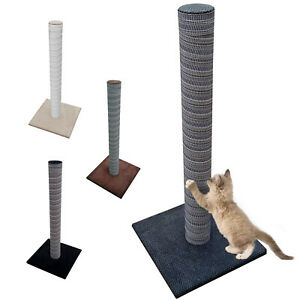 Large Cat Scratching Post Tree Play Kitten 90cm Big Climbing Activity Stand Toy