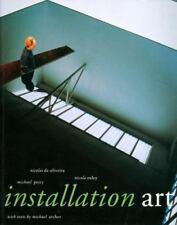 Installation Art by Nicola Oxley, Nicolas De Oliveira, Michael Archer,Petry - PB