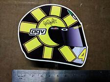 Valentino Rossi DECAL STICKER MOTO GP Bicicleta Casco Portátil Coche Scooter 46 Agv LID2