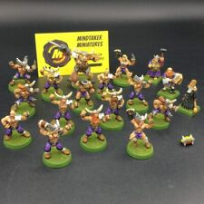Norse Blood Bowl Team (x18) - #25346
