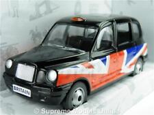 CORGI GS85909 LONDON TAXI MODEL CAR BEST OF BRITISH 1:36 SCALE ISSUE K8Q