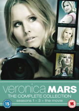 Veronica Mars: The Complete Collection DVD (2014) Kristen Bell ***NEW***