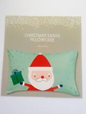 ONE FUN CHRISTMAS DOUBLE SIDED  PILLOWCASE