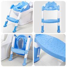3 in1 Toilettentrainer Kinder WC Sitz Toilettensitz Lerntöpfchen Töpfchen