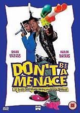 Don't Be A Menace To South Central While Drinking Your Juice In The Hood DvD rg2