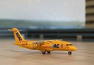 Dornier Do-328-300 Jet ADAC ambulance 1:500 Herpa mit OVP Flugzeugmodell