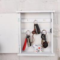 Key Box Hanging Rack Vintage Style Eco-friendly Wood Behind Door Or Walls  Decors c6d6d5107da8