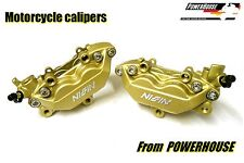 Honda VTR 1000 SP2 Nissin front brake calipers refurbished exchange 2002-2007