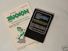 NTSC Intellivision Zaxxon with Manual Intellivision Video Game System INTV