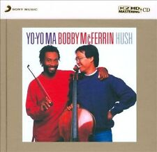 YO-YO MA/BOBBY MCFERRIN - HUSH [HDCD] NEW CD