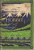 THE HOBBIT-J.R.R.TOLKIEN-1966  ED-W/D.J.-EARLY PRINTING-ORIGINAL GIFT IDEA!