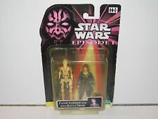 STAR WARS 1999 EPISODE I PADME NABERRIE w/ BONUS BATTLE DROID MOSC HASBRO