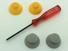 TBGS 5 Piece Bundle Replacement Nintendo Gamecube Joystick Analog Stick Cap C...