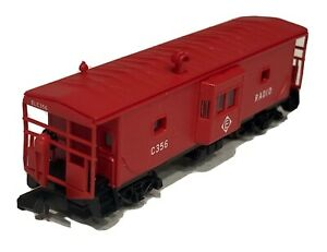 Walthers N Scale Erie Lackawanna Bay Window Caboose C356 New In Box