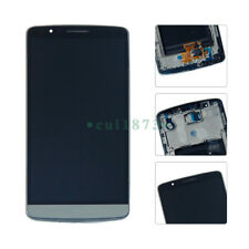 USA LCD Touch Screen Digitizer Frame For LG G3 D850 D855 D851 GSM T-Mobile AT&T