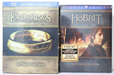 The Lord of the Rings & The Hobbit Trilogy Extended Edition (Blu-ray)
