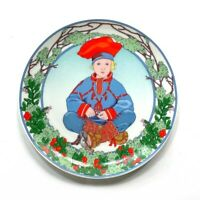 UNICEF #7 Children of the World Collector's Porcelain Plate