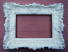 Baroque/Rococo picture frame- #2. Antique reproduction. Gold or white.